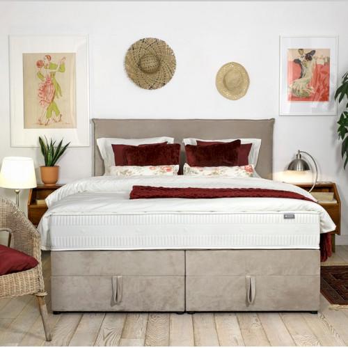 Łóżko kontynentalne – o czym pamiętać podczas zakupu? Dla kogo łóżko kontynentalne będzie najlepszym wyborem? Gdzie kupić łóżko kontynentalne w Gnieźnie?