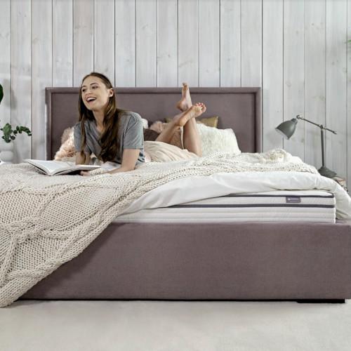 Łóżko tapicerowane a styl sypialni – w jakim sprawdzi się najlepiej? Ile kosztuje dobre łóżko tapicerowane w Gnieźnie?